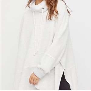 Free People Zoe Pullover Top